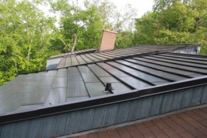 Customized Solar Shingle Project, Burlington ON