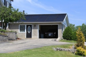Customized Solar Shingle System, Brant ON